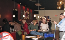 Rock, Sip, and Shop – Nov 14, 2013